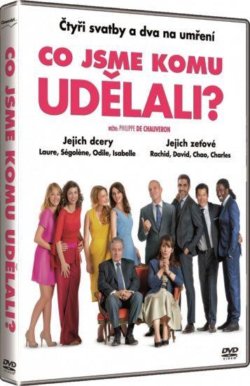 Co jsme komu udělali? DVD Serial (Bad) Weddings