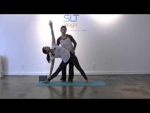 SLT (Strenghten, Lengthen and Tone) Yoga