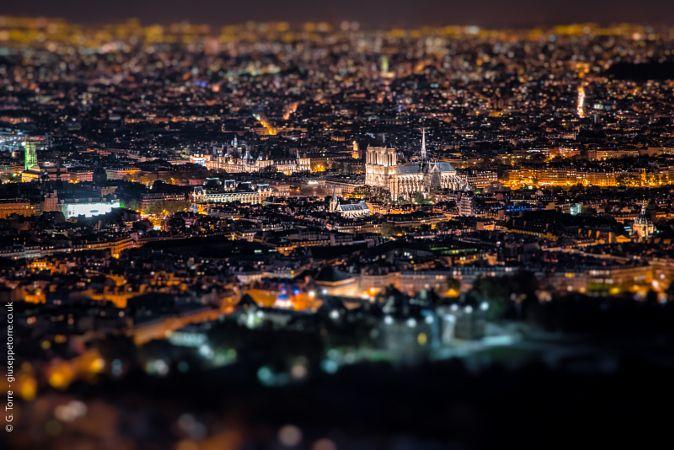 La Dame de Paris by Giuseppe Torre