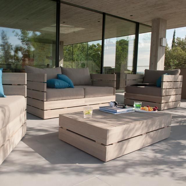 19 best Terrasse images on Pinterest | Decks, Backyard furniture and ...