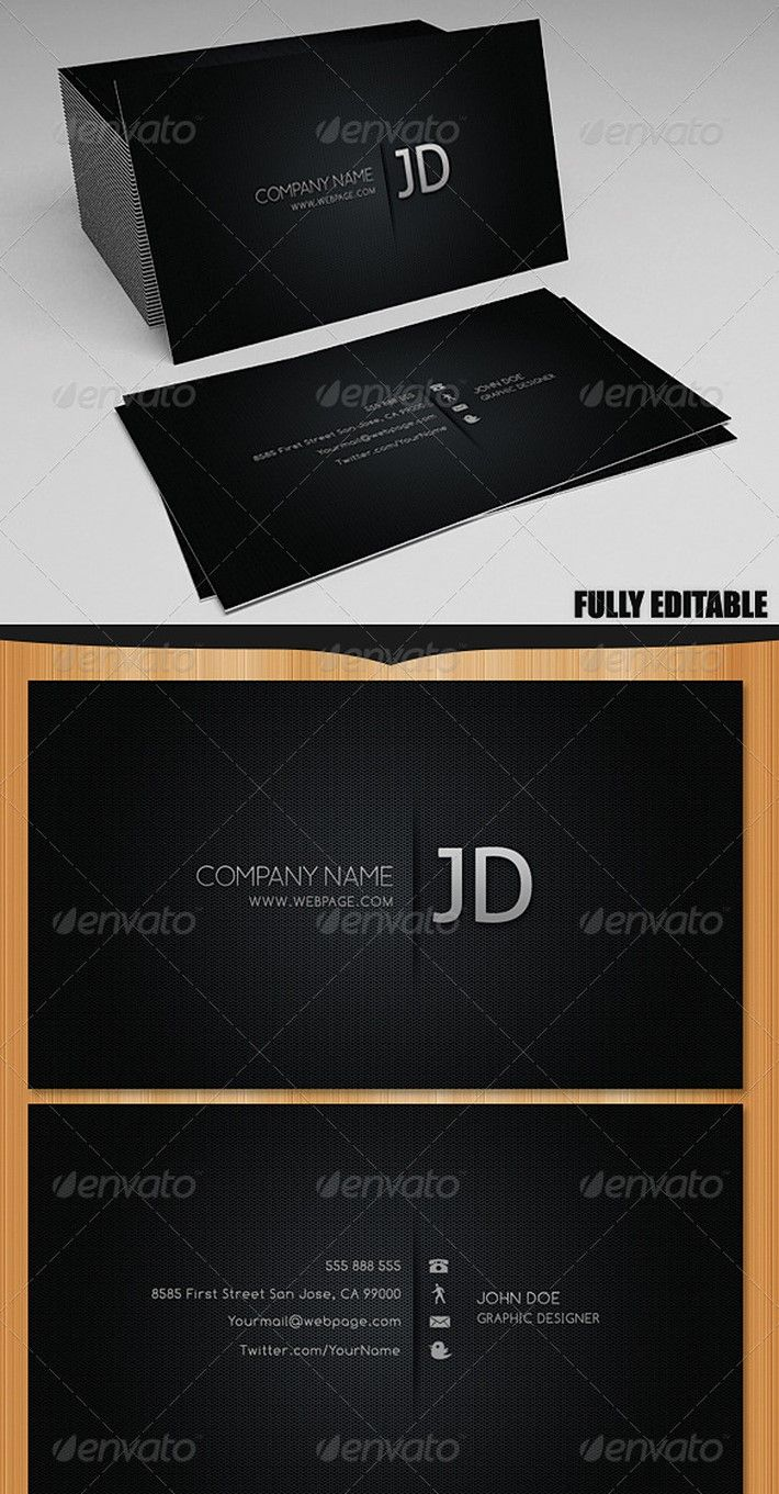 23 best Business Cards images on Pinterest | Card patterns, Business ...