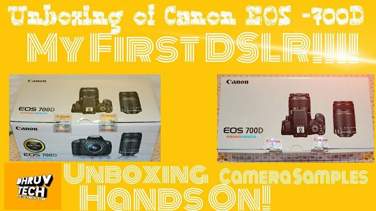 nice  Unboxing, Hands On, Camera Samples Of Canon EOS 700-D Check more at http://gadgetsnetworks.com/hindi-unboxing-hands-on-camera-samples-of-canon-eos-700-d/