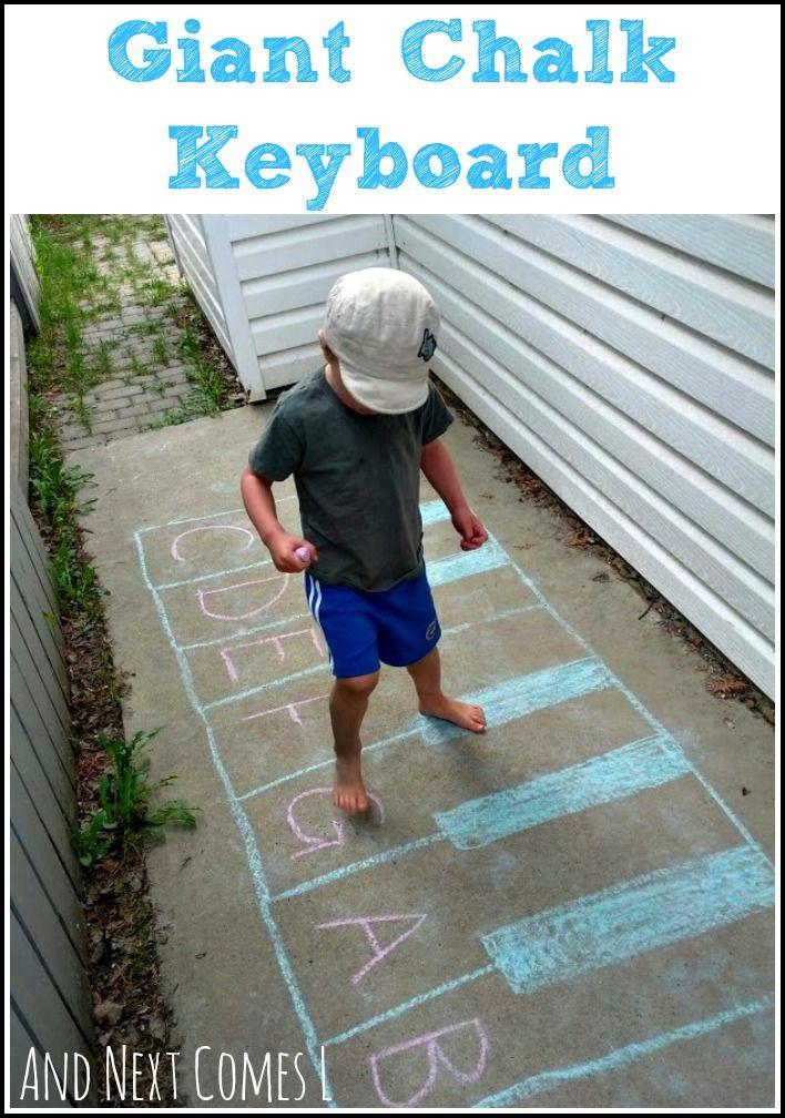 Giant Outdoor Games Kids