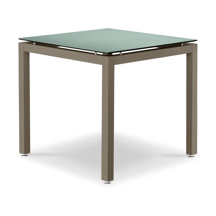 Table De Jardin Stern Silverstar 2 0 80 X Cm Nordic Green In 2020 Garden Table Table Coffee Table