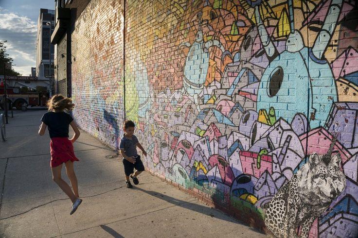 Mondo Top 50 - parhaat kaupungit 2015: New York.
