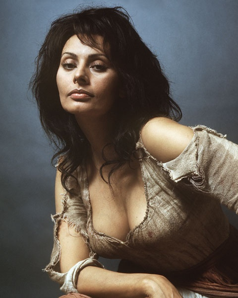 Sophia Loren by Douglas Kirkland