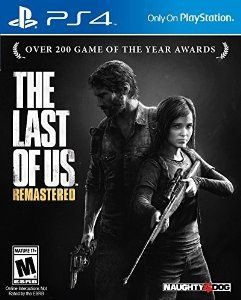 The Last of Us Remastered - PS4 Sony Playstation 4 Digital Download Card.  Codes can only be sent by mail.  It is against Amazon policy for sellers to email codes.
