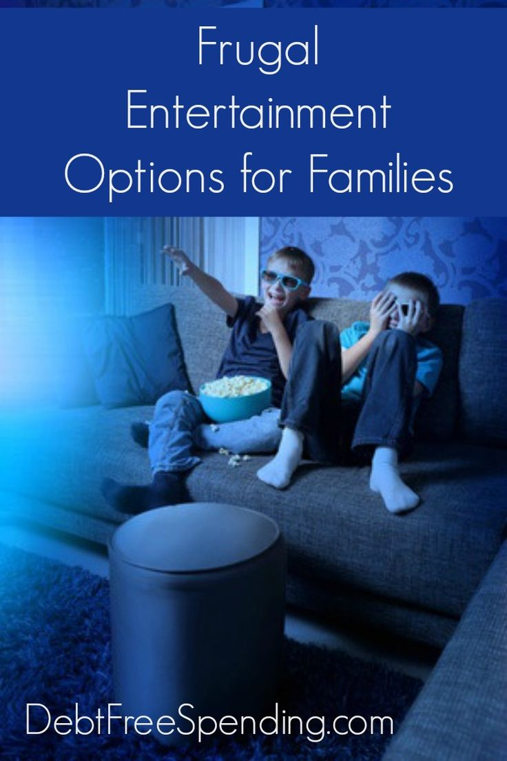 Frugal Entertainment Options For Families (Day 22) #SpendingFreezeDFS