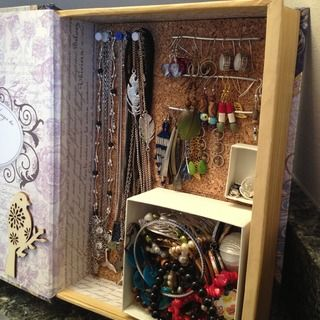 DIY Book Jewelry Box