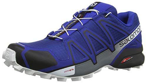 Offerta Uomo Oggi Di Salomon Speedcross Trail 4Scarpe Running Da Ku5lF31TJc