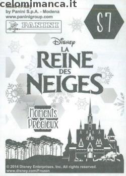Frozen 2 - Momenti Magici: Retro Figurina n. S7