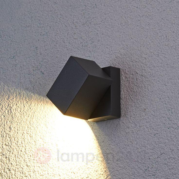 Flexibele led-buitenwandlamp Lorik veilig & makkelijk online bestellen op lampen24.nl
