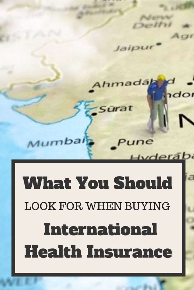 The Day I Stopped Breathing Abroad. What You Should Look For When Buying International Health Insurance. Click for full article and tips.