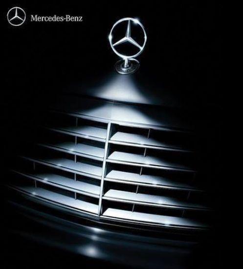 Mercedes X-Mas Ad