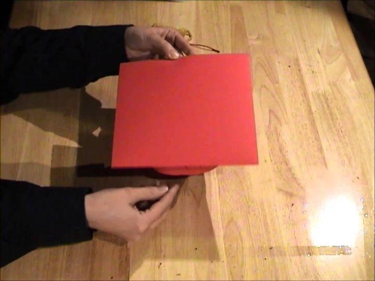 Jak złożyć biret z papieru dla dziecka ?