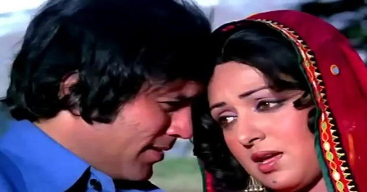 Rajesh Khanna & Hema Malini