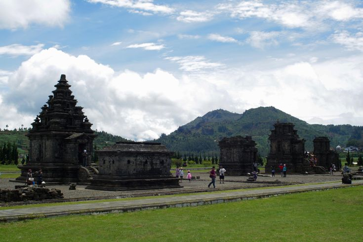 Dieng Plateau - Indonesia