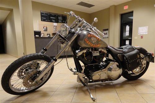 Harley Davidson And The Marlboro Man Bike At Loess H D On   Autos Post