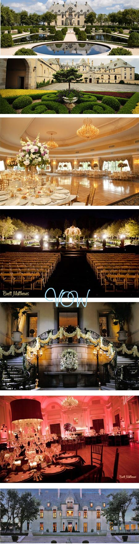 This is where I'm going to have my wedding one day...true fairy tale! Oheka Castle in Huntington, NY
