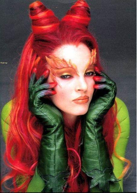 Poison Ivy Dress Up