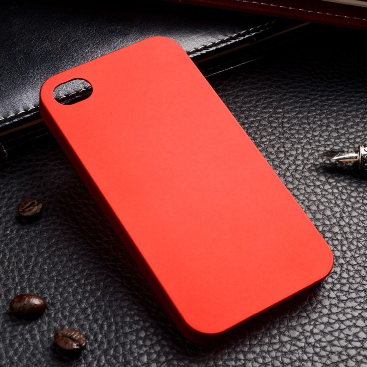 Cellphone Case Cover For Iphone 4 Matte Cases for Apple iPhone 4 4G 4S 44S 3.5 inch Covers Skin hybrid shell Oil-coated Ruber