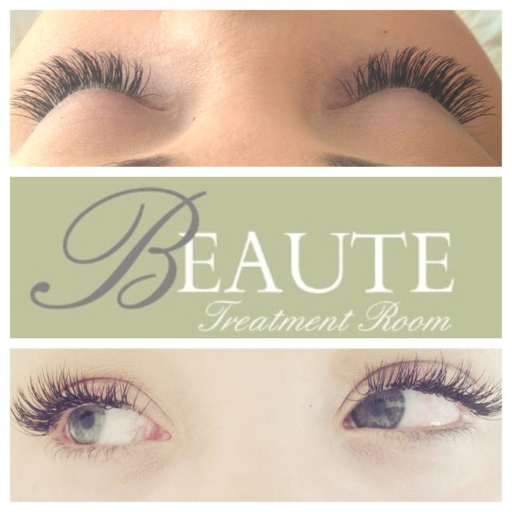 Eyelash extensions BEAUTE ROOM Beauty  Lashes