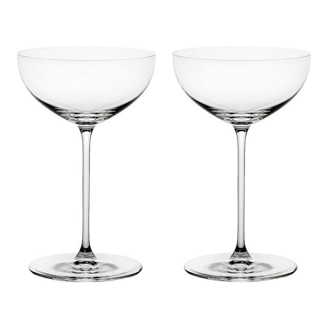 Juego de 2 copas de Martini Veritas Riedel