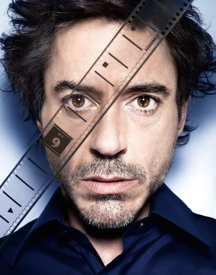 Robert Downey Jr. by Rankin