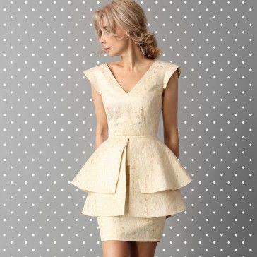 Col Claudine - sukienka NARUTO 1