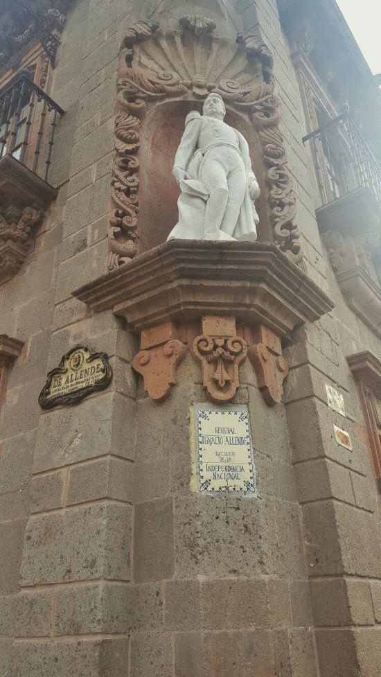 Ignacio Allende House (Casa de Ignacio Allende) (San Miguel de Allende) - los…
