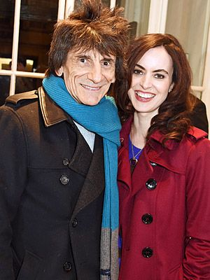 Twins on the Way for Ronnie Wood http://celebritybabies.people.com/2015/12/08/ronnie-wood-expecting-twins-wife-sally-pregnant/