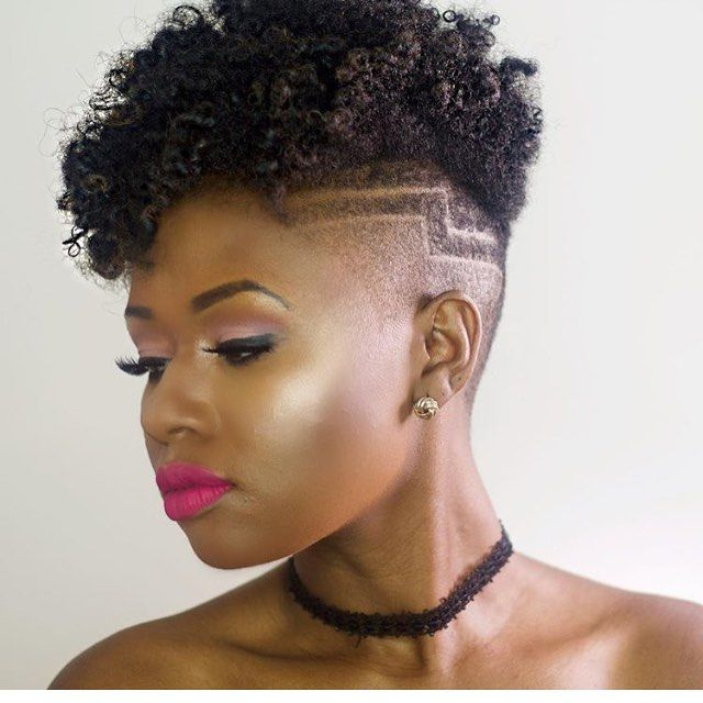 Dope Cut @lisaalamode!! It's Free Your Mane Monday! #NaturalHairDoesCare #freeyourmanemonday #naturalistachic
