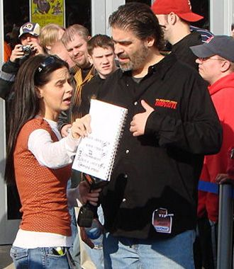 Vince Russo Working With TNA Wrestling - http://www.wrestlesite.com/tnanewz/vince-russo-working-tna-wrestling/