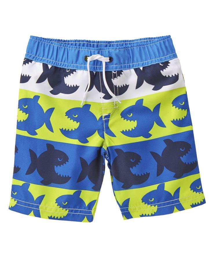 252 best images about kids swimwear on pinterest swim for Fishing swim trunks