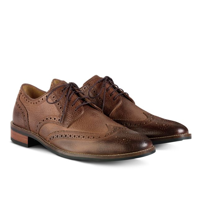 Lenox Hill Casual Wingtip Oxford · Men's ShoesDress ShoesCole HaanShoe ...