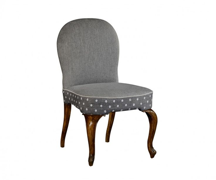 Gunby Dining Chair - Grey Fruitwood