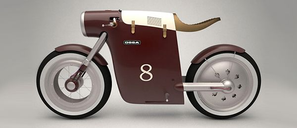 Elektrische motorfiets. Elektrisch wordt definitief sexy!