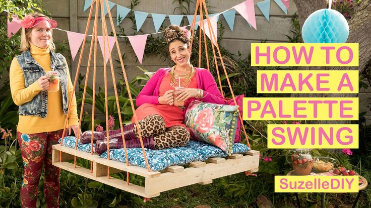 How to make a Palette Swing