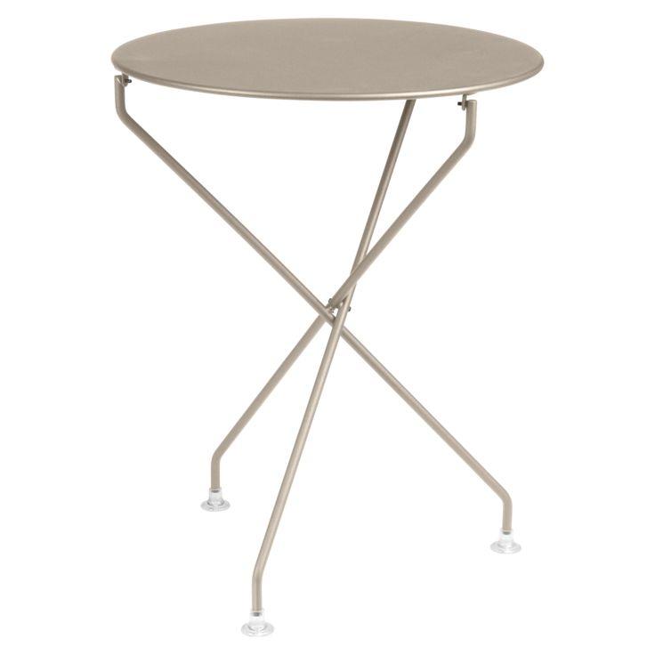 Beautiful Kleiner Tisch Tertio Balkontisch oder Garten Beistelltisch