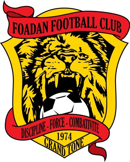 1974, Foadan FC (Dapaong, Togo) #FoadanFC #Dapaong #Togo (L13138)