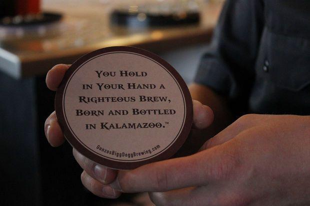 Gonzo's BiggDogg Brewing | Righteous Brews Born & Bottled In Kalamazoo