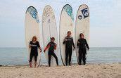 SUP www.surfschule-niendorf-ostsee.de