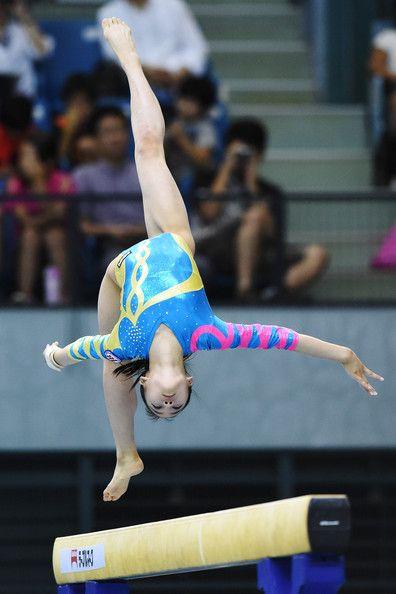 Yuna Hiraiwa Photos: All-Japan Gymnastics Apparatus Championships 2015 - DAY 2