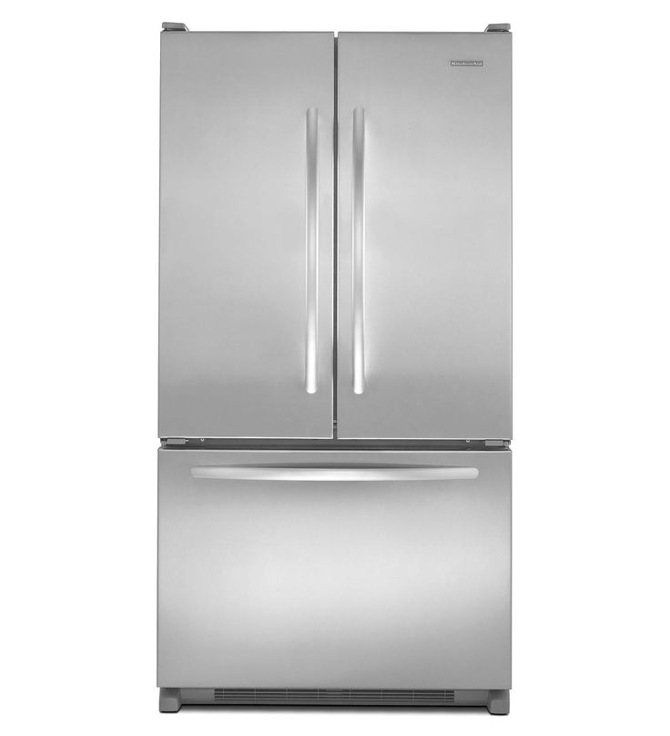 KitchenAid® 20 Cu. Ft. Counter-Depth French Door Refrigerator, Architect® Series II