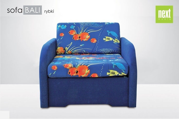 #Sofa 1-osobowa #Bali (#Rybki)