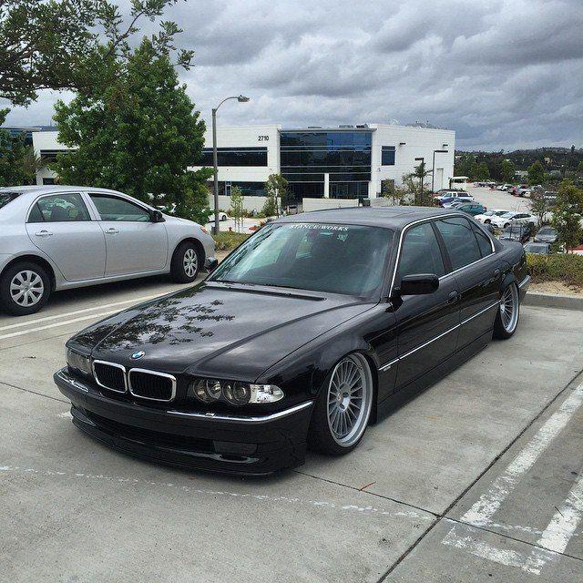 515 Best BMW E38 Images On Pinterest