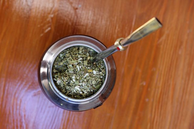 All about Yerba Mate #beverage
