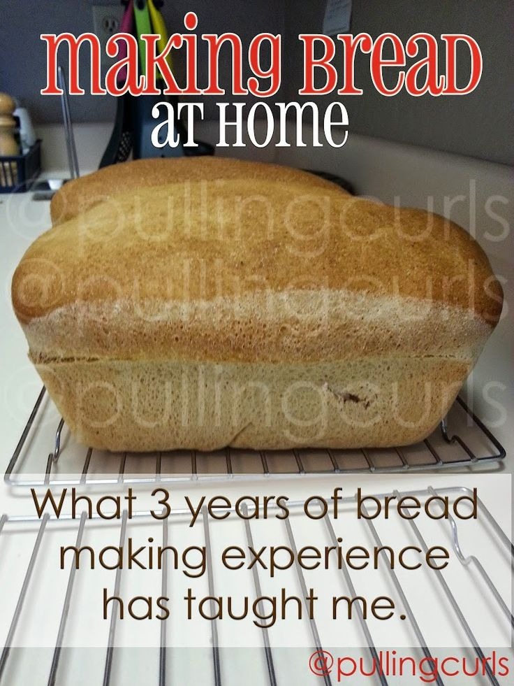 3 years of tips I have for rmaking bread dough from scratch at home.
