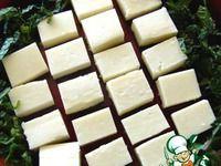 """Домашний сыр """"Панир"""" - кулинарный рецепт"""