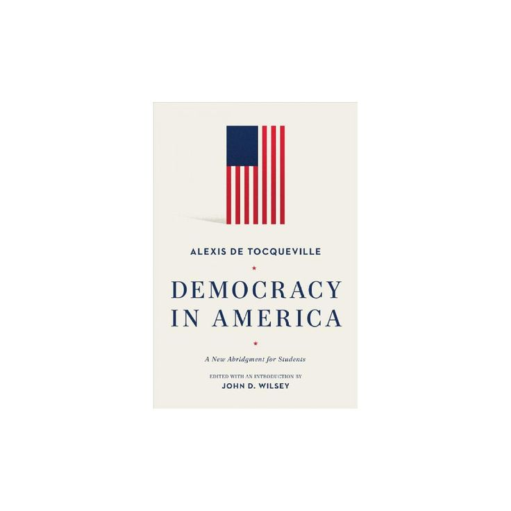 democracy in america and two essays on america penguin classics Find helpful customer reviews and review ratings for democracy in america: and two essays on america (penguin classics) at amazoncom read honest and unbiased product reviews from our users.